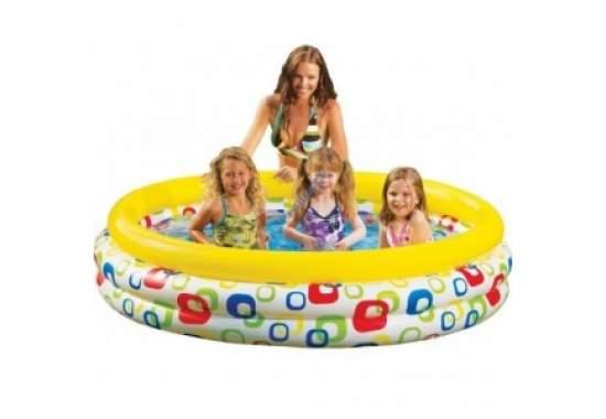 Intex 58449, надувний дитячий басейн