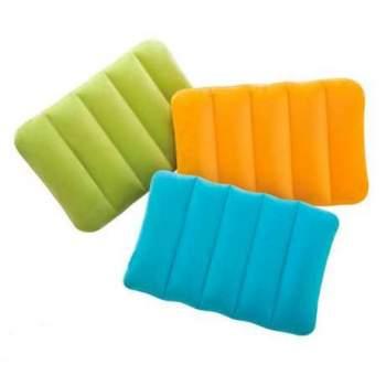 Intex 68676-G, надувная подушка, голубая
