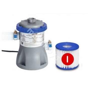 Bestway 58145, насос-фильтр картриджный, 1250 л/ч