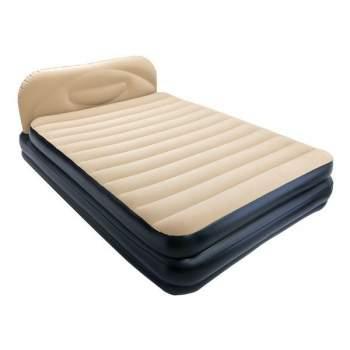 Bestway 67483, надувне ліжко 226 x 152 x 74 см