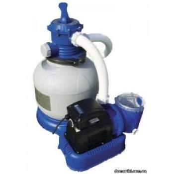 Intex 28648, Пісочний фільтр-насос, 8000 л / год