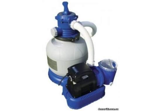 Intex 28648, песочный фильтр-насос, 8000 л/ч