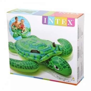 Intex 57524, надувний пліт Черепаха