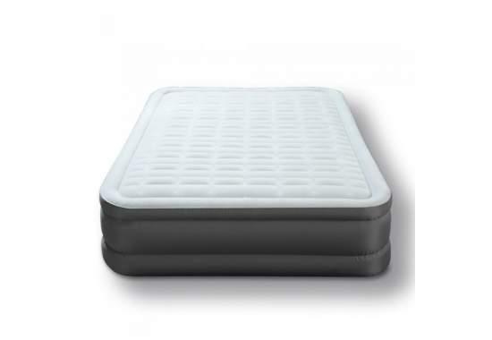 Intex 64474, надувная кровать 203 x 152 x 46 см
