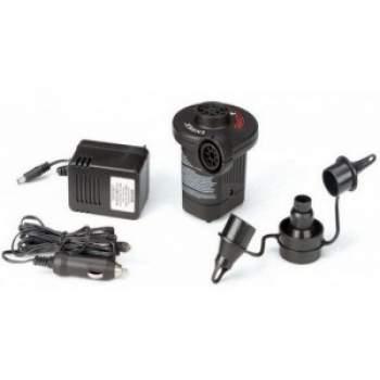 Intex 66632, электрический насос, электр 12V и 220V, 450 л/мин