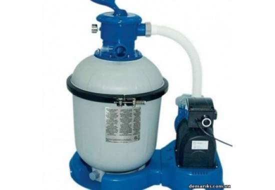 Intex 28652, Пісочний фільтр-насос, 10000 л / год
