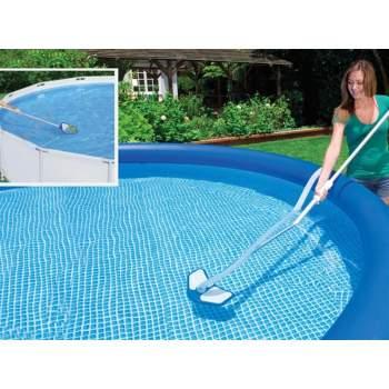 Intex 29057, набор насадок для ухода за бассейном