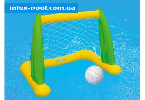 Intex 56507, надувные ворота для футбола