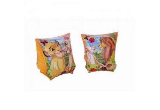 Intex 56646, надувні нарукавники для плавання Король лев