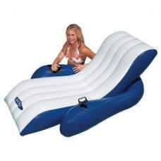 Intex 58868, надувное кресло для плавания