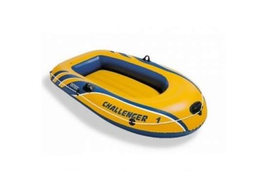 Intex 68365, надувная лодка Challenger-1