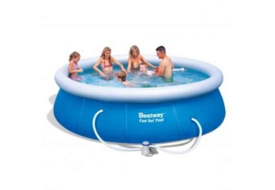 Bestway 57263, надувной бассейн Fast Set