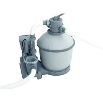 Bestway 58402, Пісочний фільтр-насос C озонатором, 4164 л / год