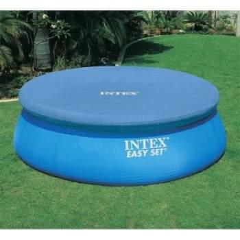 Intex 28022, тент для надувного басейну, Д366см