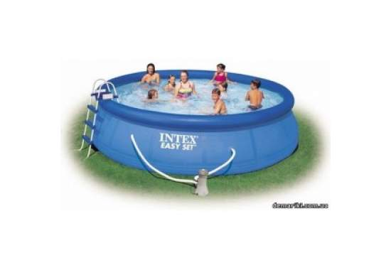 Intex 28168, надувний басейн Easy Set