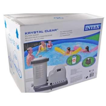 Intex 28636, насос-фильтр картриджный, 5638 л/ч