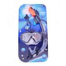 Intex 55962, набір для плавання, маска і трубка, від 14 років
