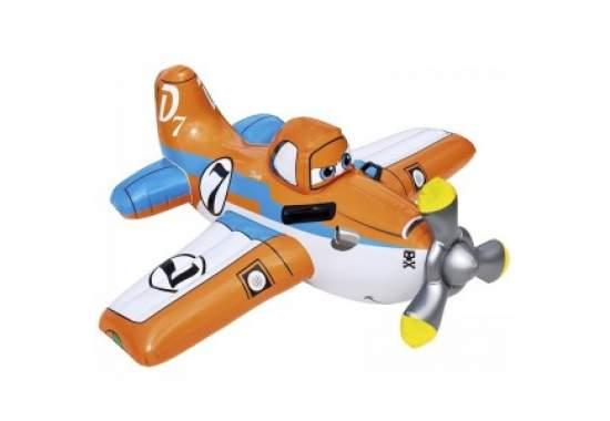 Intex 57532, надувной плотик Самолет, Planes