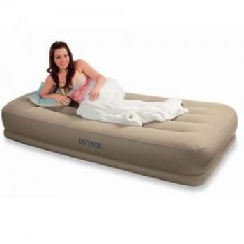 Intex 67742, надувне ліжко 203 x 99 x 35 см