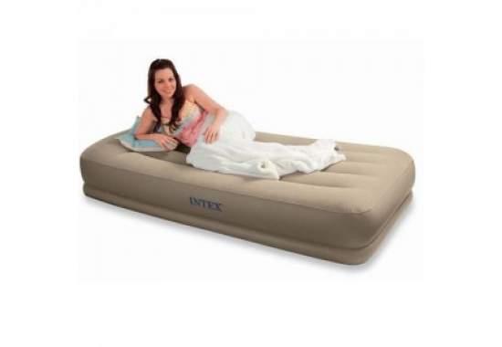 Intex 67742, надувная кровать 203 x 99 x 35 см