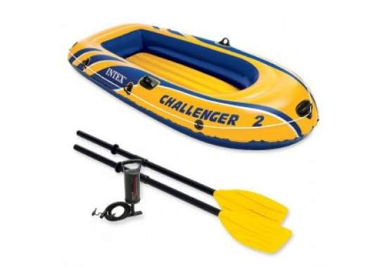 Intex 68367, Надувний човен CHALLENGER-2