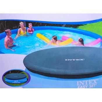 Intex 28023, тент для надувного басейну, Д457см