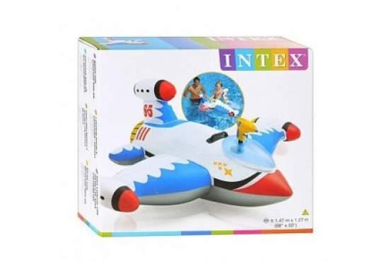 Intex 57539, надувной плотик Звездолет