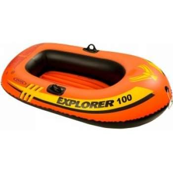 Intex 58329, надувная лодка Explorer 100