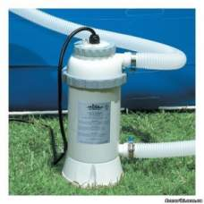 Intex 28684, проточний нагрівач води для басейну до 17 000л