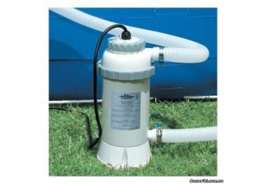 Intex 28684, проточный нагреватель воды для бассейна до 17 000л