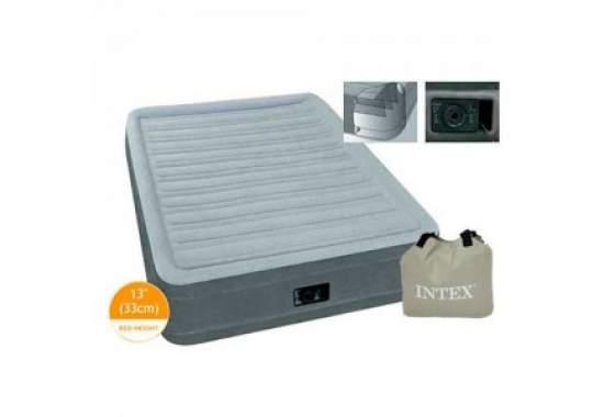 Intex 67766, надувне ліжко 99х191х33 см