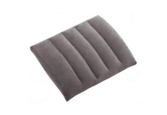 Intex 68679, надувна подушка, сіра