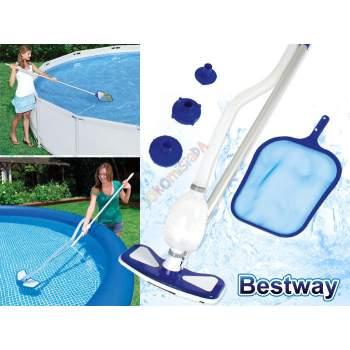 Bestway 58234, набір для очищення дна і верхнього шару води