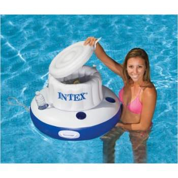 Intex 58820, плаваючий термо-резервуар для напоїв