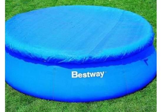 Bestway 58033, тент для круглого бассейна, Д305см