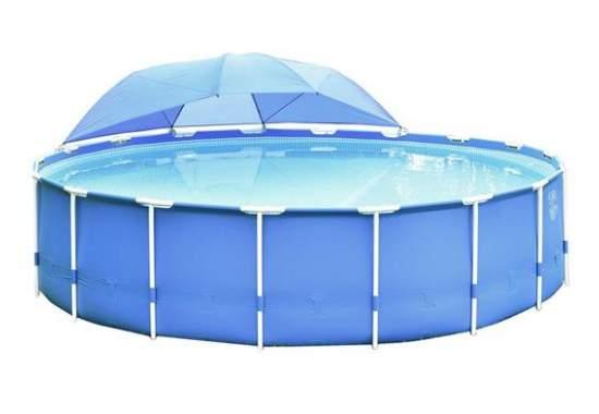 Intex 28050, тент-зонтик для бассейна