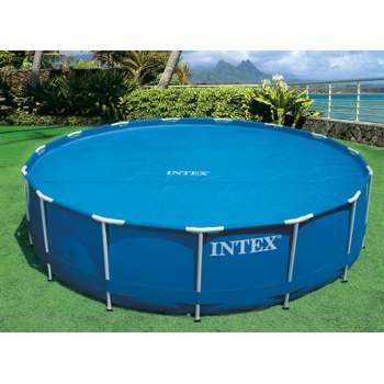 """Intex 29022, обігріваючий тент-покривало """"SOLAR COVER"""" для басейну, 366см"""