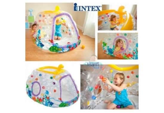 Intex 48664, дитячий ігровий центр підводний човен