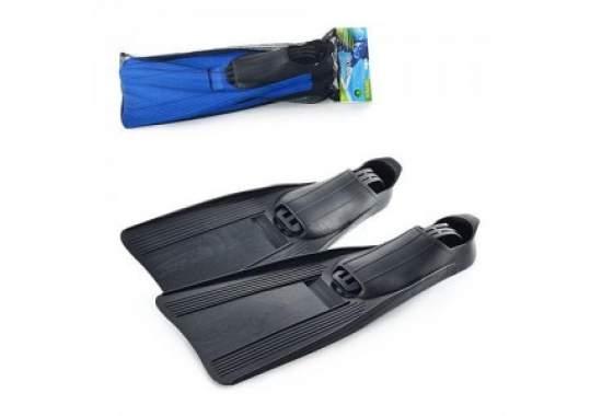 Intex 55935, ласти для плавання, чорНі, 41-45р