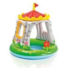 Intex 57122, надувной детский бассейн Замок