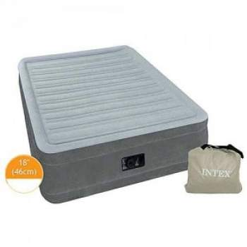 Intex 67770, надувне ліжко 203 x 152 x 33 см
