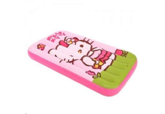 Intex 48775, надувний матрац для плавання Hello Kitty