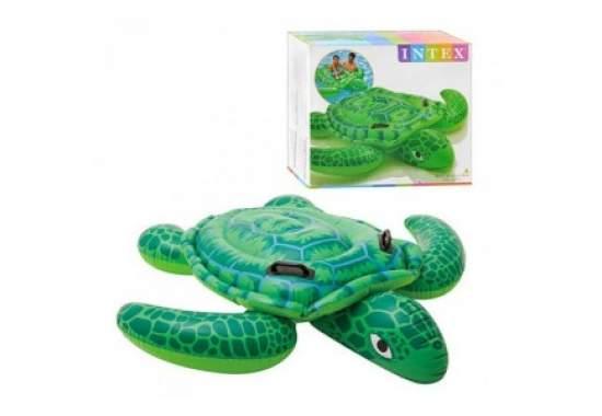 Intex 56524, надувной плотик Черепаха