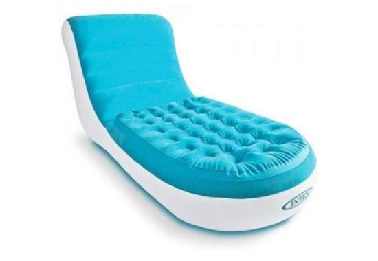 Intex 68880, надувное кресло-шезлонг